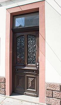 Bruder fenêtres, menuiserie